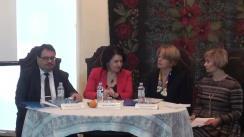 """Conferința de lansare a proiectului Twinning """"Suport pentru promovarea patrimoniului cultural în Republica Moldova prin păstrarea și protecția acestuia"""", finanțat de Uniunea Europeană"""