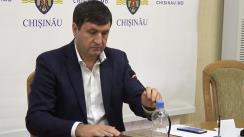 Declarațiile lui Mihai Moldovanu după Ședința Primăriei din 20 noiembrie 2017