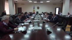 Ședința comisiei naționale pentru consultări și negocieri colective din 21 noiembrie 2017
