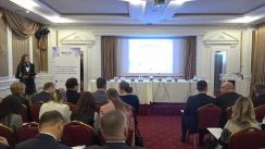 """Ceremonia de lansare a proiectului TWINNING """"Suport în modernizarea Serviciului Vamal al Republicii Moldova în conformitate cu cerințele Acordului de Asociere"""", finanțat de către Uniunea Europeană"""