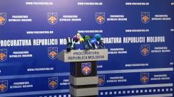 Briefing de presă susținut de Procuratura Generală privind accidentul din satul Pașcani, raionul Criuleni