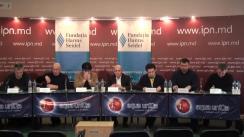 """Dezbateri publice cu tema """"Poziția de start a formațiunilor politice și potențialilor candidați independenți pe platformă unionistă în prag de an electoral"""""""