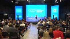 """Conferința CICDE open talks """"Democrația se învață - abordări inovative!"""""""