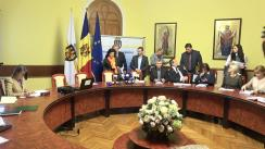 Ședința săptămânală a serviciilor primăriei Chișinău din 27 noiembrie 2017