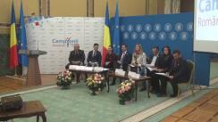 """Lansarea Programului """"Campionii României în școli, licee și universități"""""""