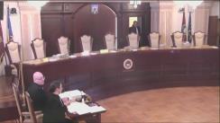 Ședința publică a Curții Constituționale a României din 28 noiembrie 2017
