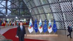 Declarație de presă susținută de Președintele României, Klaus Iohannis, înainte de Summitul Parteneriatului Estic
