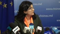 Declarațiile Silviei Radu după Ședința Primăriei din 27 noiembrie 2017