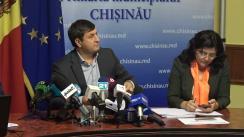Declarațiile lui Mihai Moldovanu după Ședința Primăriei din 27 noiembrie 2017