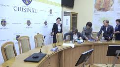 Dezbateri publice cu privire la aprobarea Bugetului municipal Chișinău pe anul 2018 în prima lectură