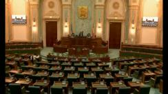 Ședința în plen a Senatului României din 29 noiembrie 2017