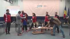 Conferință de presă organizată de Ministerul Tineretului și Sportului legată de performanțele României la Campionatul European de Fotbal Tenis