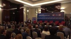 Deschiderea Forumului anual de Dezbateri privind Integrarea Europeană a Republicii Moldova, ediția a V-a