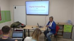 Tech Camp Moldova: Technology of Truth. Workshop: Digital Storytelling: Specificities for Writing Online