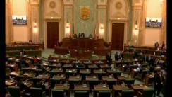 Ședința în plen a Senatului României din 4 decembrie 2017