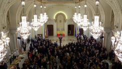 Recepția oferită cu prilejul Zilei Naționale a României