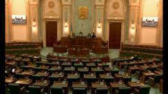 Ședința în plen a Senatului României din 6 decembrie 2017
