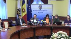 Declarațiile lui Vitalie Butucel după Ședința Primăriei din 4 decembrie 2017