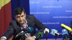Declarațiile lui Mihai Moldovanu după Ședința Primăriei din 4 decembrie 2017