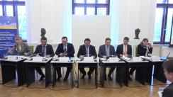 """Conferința de lansare a Proiectului Twinning UE """"Consolidarea Capacităților Centrului Național pentru Protecția Datelor cu Caracter Personal"""""""