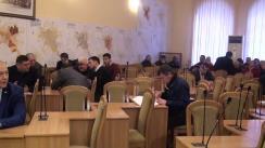 Ședința Consiliului Municipal Chișinău din 7 decembrie 2017