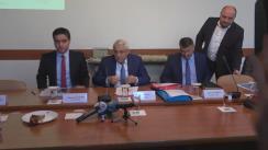 Conferință de presă organizată de Ministerul Agriculturii și Dezvoltării Rurale privind bilanțul anului 2017