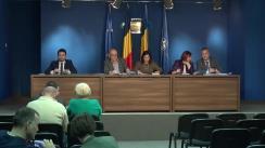 Dezbaterea proiectului privind aprobarea introducerii cartelei unice de transport cu metroul și R.A.T.B.