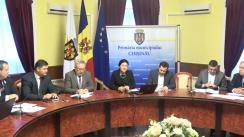 Ședința săptămânală a serviciilor primăriei Chișinău din 11 decembrie 2017