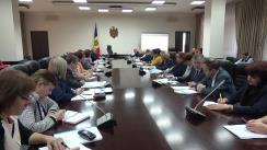 Dezbateri publice cu referire la proiectele de regulamente privind examenele de absolvire în învățământul general
