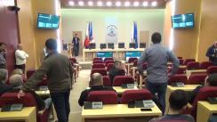 Ședința extraordinară a Consiliului General al Municipiului București din 8 decembrie 2017