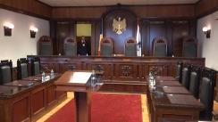 Hotărârea Curții Constituționale la proiectul de lege pentru modificarea și completarea Constituției Republicii Moldova (modificări ce vizează integrarea europeană a Republicii Moldova)