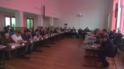 Dezbaterea publică referitoare la proiectul de Lege pentru modificarea și completarea unor acte normative din domeniul ordinii și siguranței publice