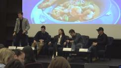 Food Bloggers Conference 2017, Winter Edition. Panelul: How to grow your blog
