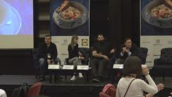 Food Bloggers Conference 2017, Winter Edition. Panelul: Chefs talk