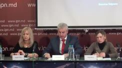 """Conferință de presă susținută de Ion Dron cu tema """"Drepturile Animalelor în Republica Moldova au nevoie de promovare politică"""""""