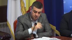Declarațiile lui Vitalie Butucel după Ședința Primăriei din 11 decembrie 2017