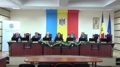 Ședința Comisiei Electorale Centrale din 12 decembrie 2017