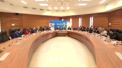 Evenimentul de închidere a două dintre proiectele bilaterale România – Republica Moldova, derulate între Autoritatea Națională Sanitară Veterinară și pentru Siguranța Alimentelor, Agenția pentru Siguranța Alimentelor și Ministerul Agriculturii, Dezvoltării Regionale și Mediului din Republica Moldova