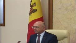 Ședința Guvernului Republicii Moldova din 13 decembrie 2017