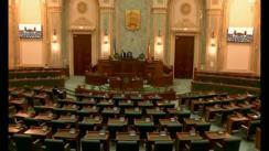 Ședința în plen a Senatului României din 13 decembrie 2017