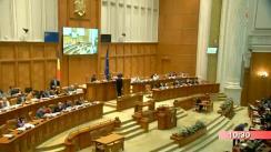 Ședința în plen a Camerei Deputaților României din 13 decembrie 2017