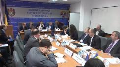 Ședința publică ANRE de examinare a patru proiecte de acte normative