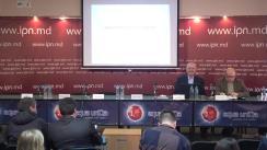 """Conferință de presă cu tema """"Prezentarea publica a rezultatelor sondajului """"Barometrul Opiniei Publice, noiembrie 2017"""""""