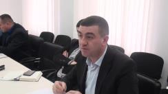 Prezentarea Caietului de sarcini privind sistemul de taxare electronică în transportul public din Chișinău