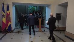 """Deschiderea expoziției tematice permanente """"Tragedia de la Cernobâl"""""""