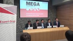 """Conferința MEGA, ediția a XVII-a """"Concluziile anului economic 2017 și prognoze pentru 2018"""""""