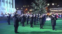 """Inaugurarea Târgului de Crăciun, organizat în premieră de Guvernul Republicii Moldova, cu genericul """"Acasă de Crăciun"""""""