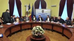 Ședința săptămânală a serviciilor primăriei Chișinău din 18 decembrie 2017