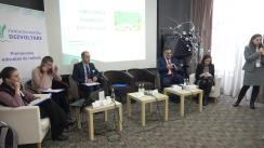 """Forumul """"Promovarea parteneriatelor pentru educație"""", organizat de Fundația pentru Dezvoltare din Republica Moldova"""
