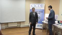Evenimentul de totalizare a proiectului privind consolidarea capacităților de cercetare a Centrului de Instruire Continuă în Domeniul Electoral pe lîngă Comisia Electorală Centrală
